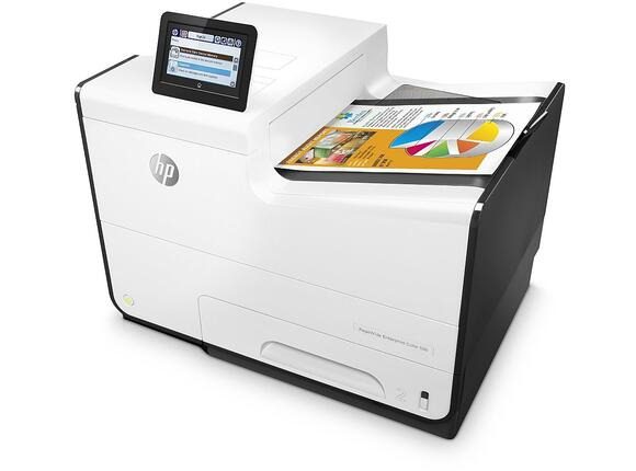 Принтер HP PageWide Enterprise Color 556dn - 2