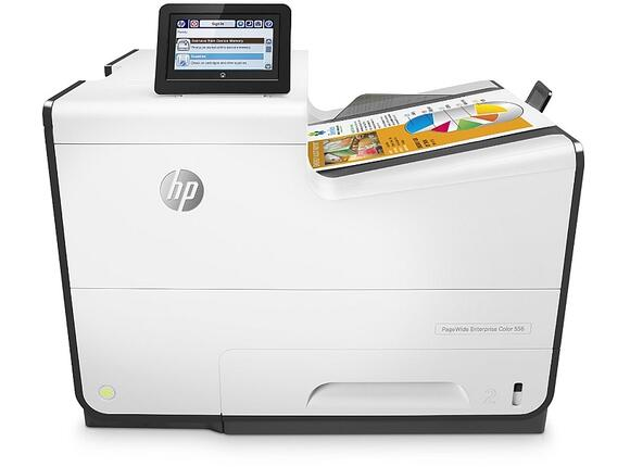 Принтер HP PageWide Enterprise Color 556dn