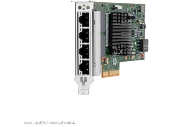 Адаптери и зарядни HP Ethernet 1Gb 4-port 366T Adapter