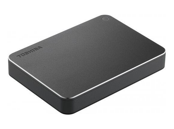 "Твърд диск Toshiba ext. drive 2.5"" Canvio Premium 3TB dark grey"