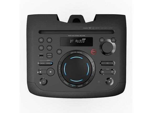 Тонколони Sony MHC-GT4D Party System with Bluetooth - 3