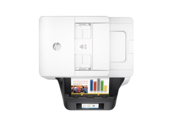 Мултифункционално у-во HP OfficeJet Pro 8720 All-in-One Printer - 3