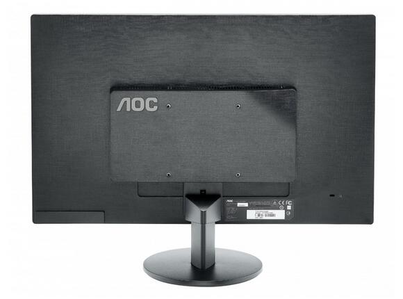 "Монитор Монитор AOC 23.6"" LED 1920x1080 16:9 250cd 20M:1 5ms Speakers (2W) Headphone out - 4"