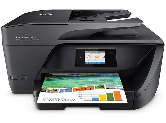 Мултифункционално у-во HP OfficeJet Pro 6960 All-in-One Printer