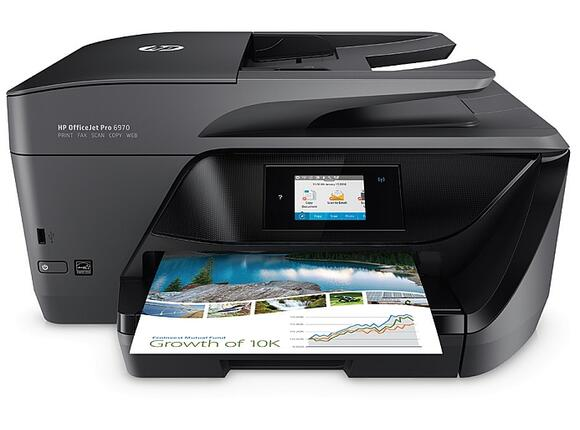 Мултифункционално у-во HP OfficeJet Pro 6970 All-in-One Printer