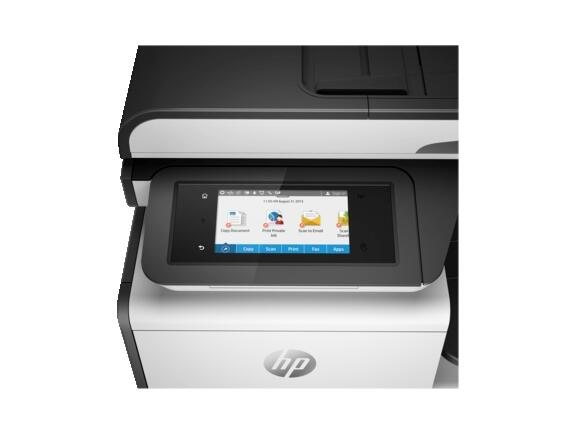 Мултифункционално у-во HP PageWide Pro MFP 477dwt Printer and tray - 4