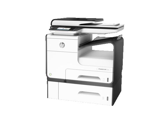Мултифункционално у-во HP PageWide Pro MFP 477dwt Printer and tray - 2