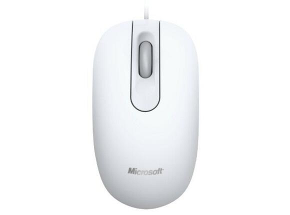 Мишка Microsoft Optical Mouse 200 Bus USB EMEA White For Business - 2