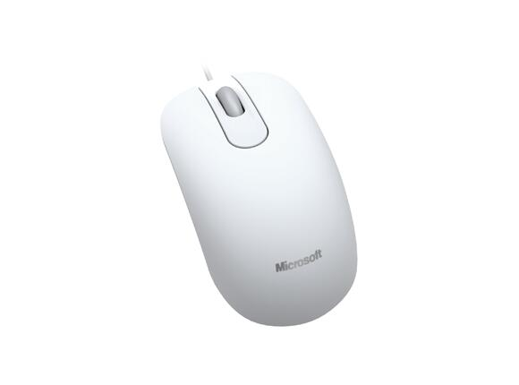 Мишка Microsoft Optical Mouse 200 Bus USB EMEA White For Business