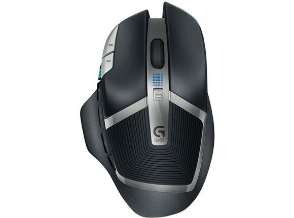 Мишка Logitech Gaming Mouse G602 - Wireless - 2.4GHz