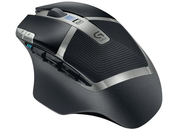 Мишка Logitech Gaming Mouse G602 - Wireless - 2.4GHz - 2