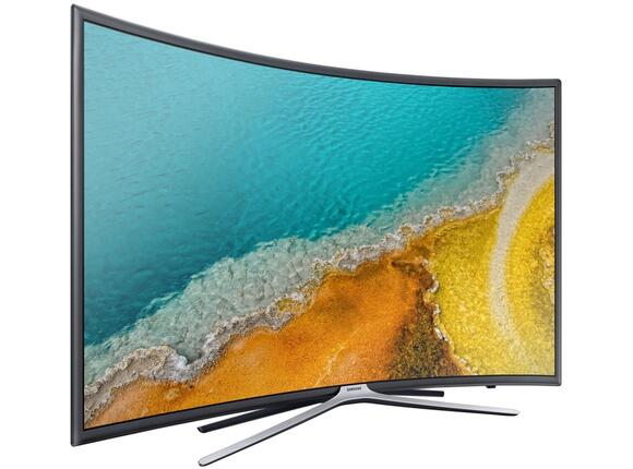 "Телевизор Samsung 55"" 55K6372 FULL HD CURVED LED TV - 2"