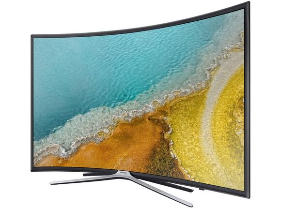 "Телевизор Samsung 55"" 55K6372 FULL HD CURVED LED TV - 3"