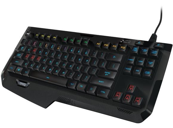 Клавиатура Logitech G410 Compact Mechanical RGB Keyboard (US International)