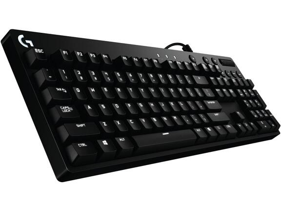 Клавиатура Logitech G610 Orion Red Backlit Mechanical Gaming Keyboard US Int'l