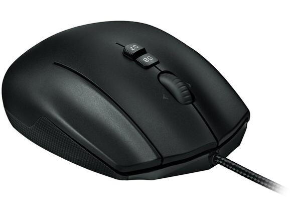 Мишка Logitech G600 MMO Gaming Mouse - Black - 6