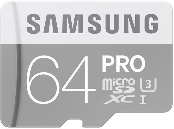 Флаш карта Samsung MicroSD card Pro series with Adapter
