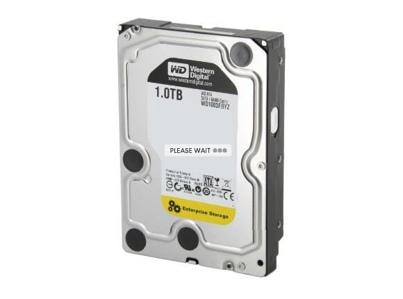 "Твърд диск Western Digital RE WD1003FBYZ 1TB 3.5"" Enterprise SATA 6.0Gb / s Hard Drive"