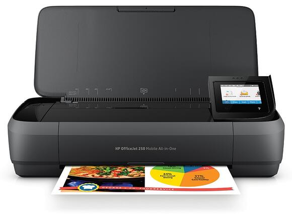 Мултифункционално у-во HP OfficeJet 252 Mobile All-in-One Printer
