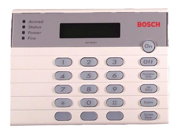 Клавиатура Bosch Stylish Alpha numeric codepad for DS7000 series