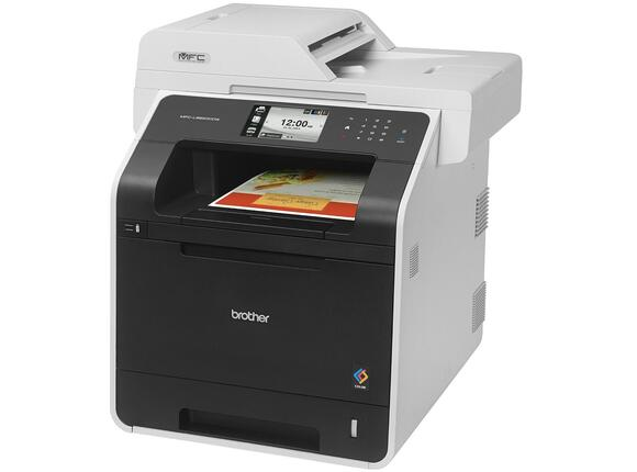 Мултифункционално у-во Brother MFC-L8850CDW Colour Laser Multifunctional - 2