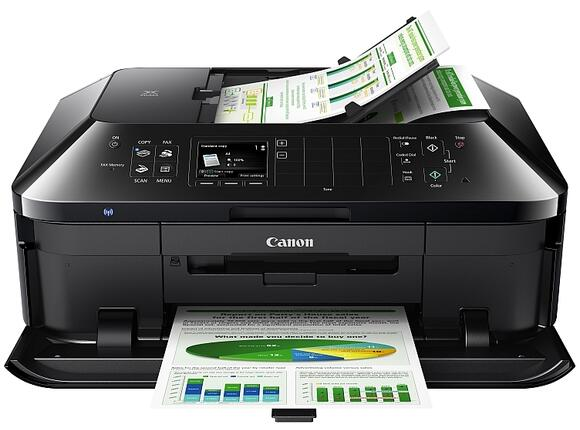 Мултифункционално у-во Canon PIXMA MX925 All-in-one Printer + Canon AS-120 - 4
