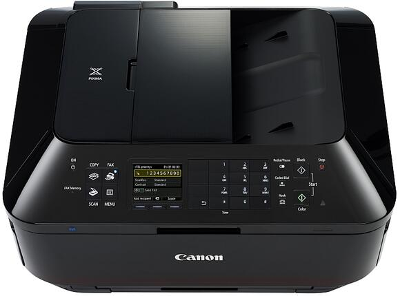 Мултифункционално у-во Canon PIXMA MX925 All-in-one Printer + Canon AS-120 - 10