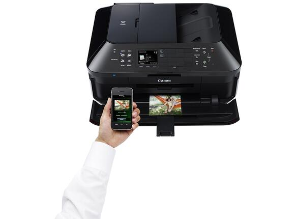 Мултифункционално у-во Canon PIXMA MX925 All-in-one Printer + Canon AS-120 - 5
