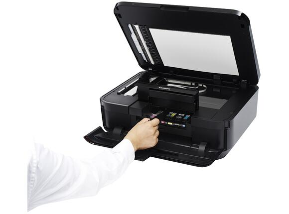 Мултифункционално у-во Canon PIXMA MX925 All-in-one Printer + Canon AS-120 - 8