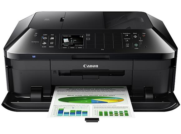 Мултифункционално у-во Canon PIXMA MX925 All-in-one Printer + Canon AS-120 - 3