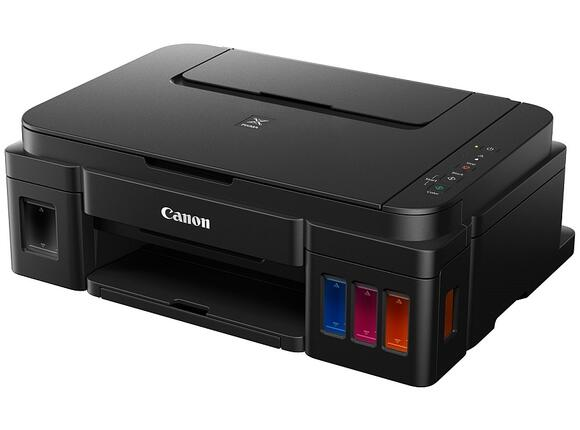 Мултифункционално у-во Canon PIXMA G2400 Printer/Scanner/Copier + Canon AS-120 - 3