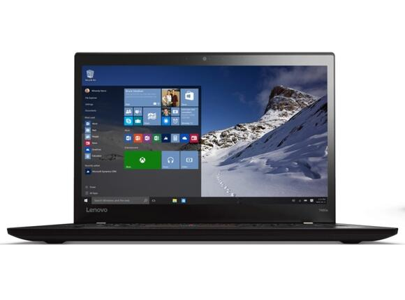 Лаптоп Lenovo Thinkpad T460s