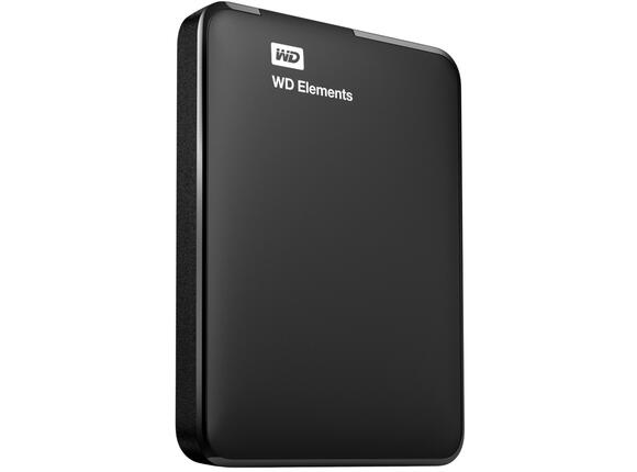 Твърд диск HDD 2TB USB 3.0 Elements Portable Black - 3
