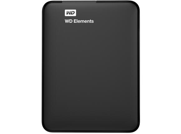 Твърд диск HDD 2TB USB 3.0 Elements Portable Black - 2