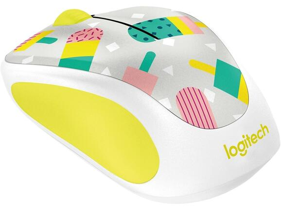 Мишка Logitech Wireless Mouse M238 Party Collection - POPSICLES - 2