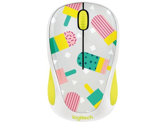 Мишка Logitech Wireless Mouse M238 Party Collection - POPSICLES
