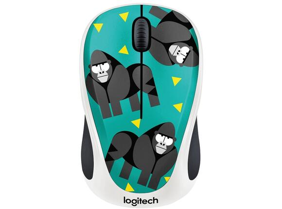 Мишка Logitech Wireless Mouse M238 Party Collection - GORILLA