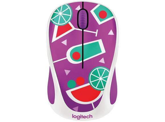 Мишка Logitech Wireless Mouse M238 Party Collection - COCKTAIL
