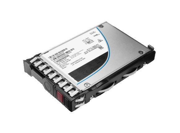 SSD HP 400GB 6G SATA Write Intensive-2 SFF 2.5-in SC SSD