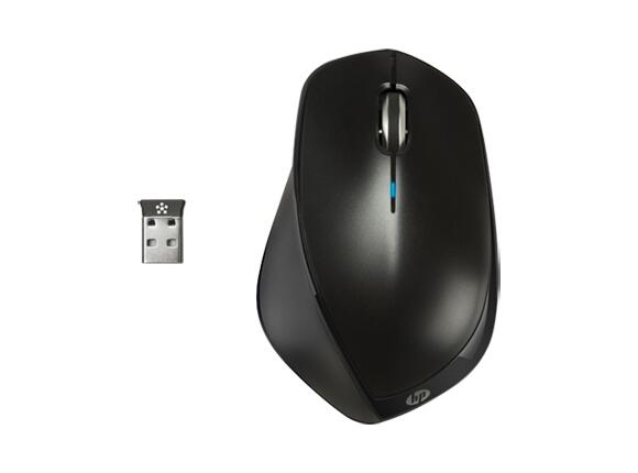 Мишка HP x4500 Wireless Mouse- Sparkling Black