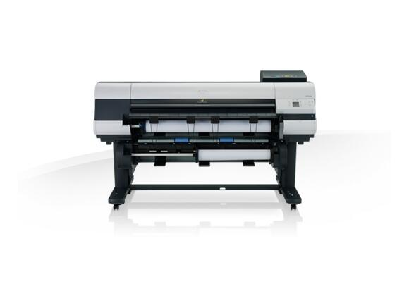 Плотер Canon imagePROGRAF iPF840 including stand + Roll Unit / Basket RB-01 - 2