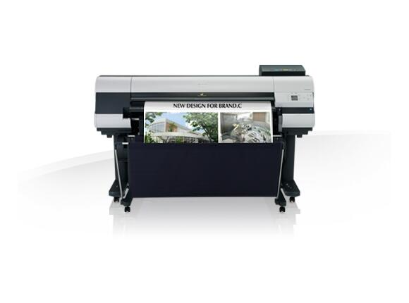 Плотер Canon imagePROGRAF iPF840 including stand + Roll Unit / Basket RB-01