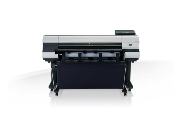 Плотер Canon imagePROGRAF iPF840 including stand + Roll Unit / Basket RB-01 - 3