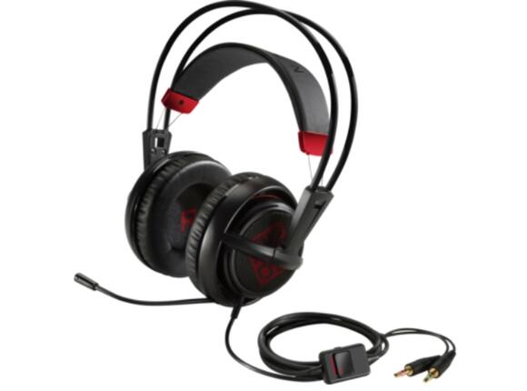 Слушалки HP Omen Headset with SteelSeries