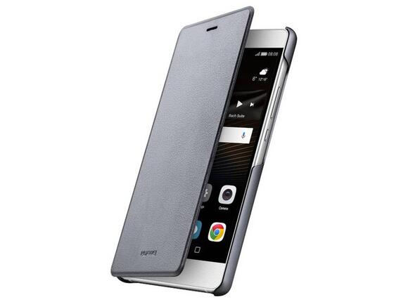 Калъф Huawei Flip cover Grey for P9 Lite