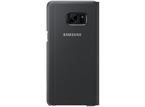 Калъф Samsung N930 S View Stand Cover Black for Note7 - 2