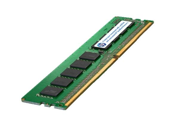 Памет HPE 8GB (1x8GB) Single Rank x8 DDR4-2133 CAS-15-15-15 Unbuffered Standard Memory Kit - 2