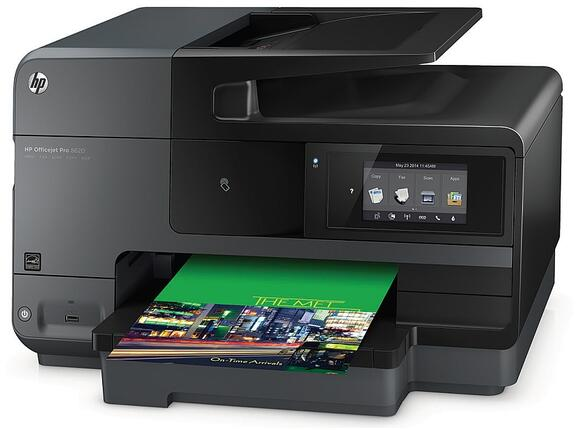 Мултифункционално у-во HP Officejet Pro 8620 e-All-in-One Printer