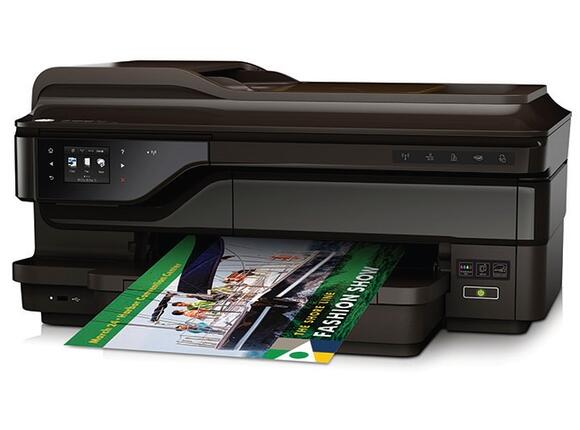 Мултифункционално у-во HP Officejet 7612 WF e-All-in-One Printer - 3