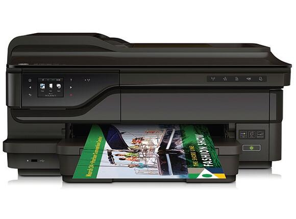 Мултифункционално у-во HP Officejet 7612 WF e-All-in-One Printer - 2